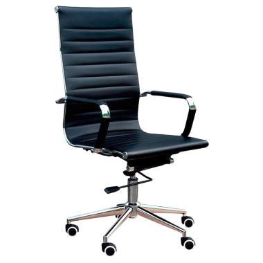 Офісне крісло Оскар Чорний (D-5)