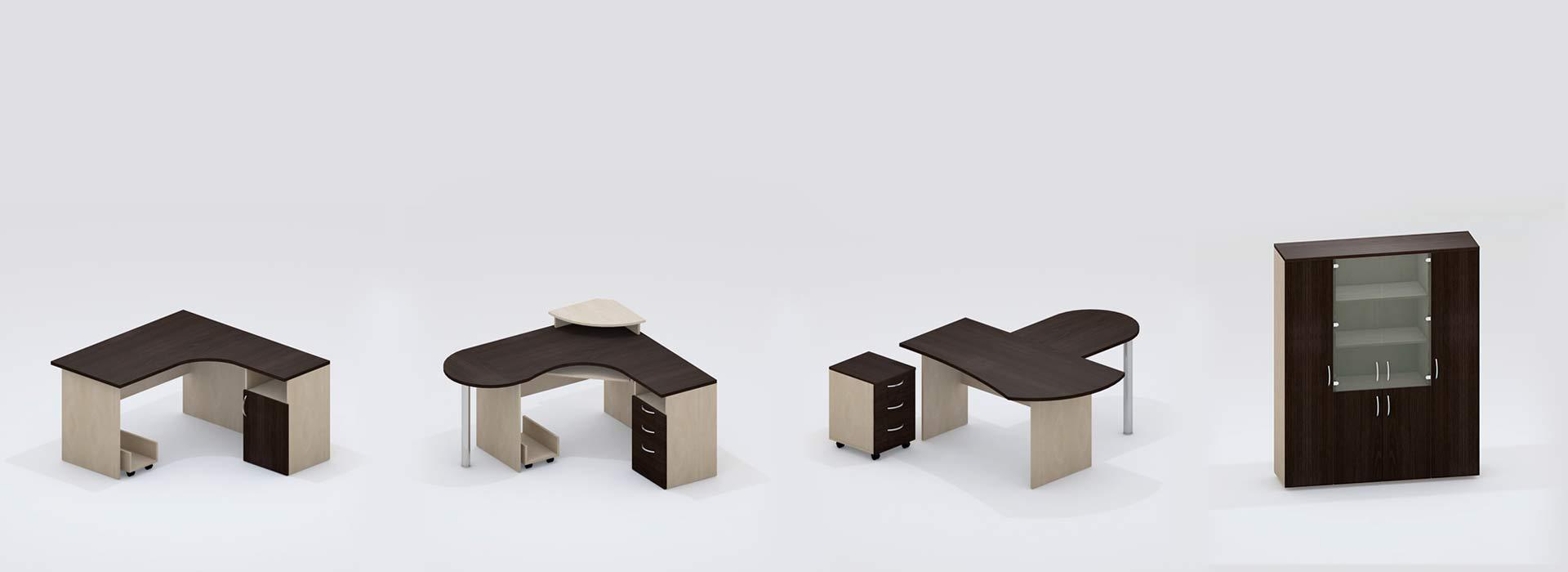 Стильная мебель для персонала