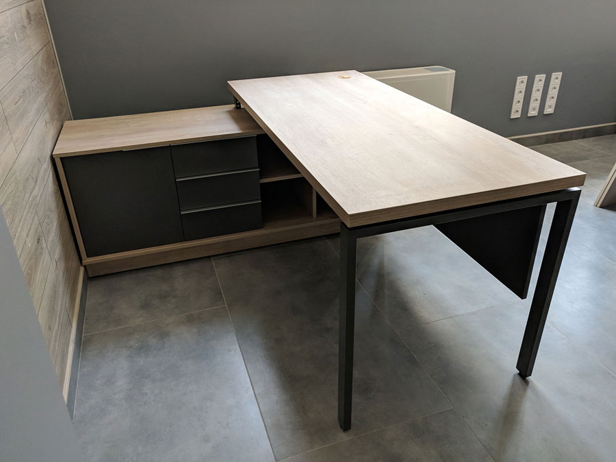 Офисный стол компьютерный Promo t7s 22